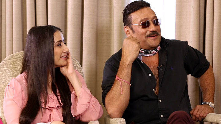 WOW Jackie Shroff & Manisha Koirala's EVERGREEN CHEMISTRY Makes this QUIZ a Must Watch