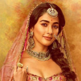 Housefull 4: Pooja Hegde stuns in both her vintage and modern avatars in the first look poster