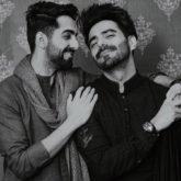 Aparshakti Khurrana posts a heartwarming message for brother Ayushmann Khurrana, also spills a secret