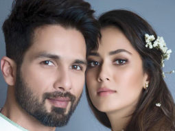 Shahid Kapoor and Mira Kapoor are a stunning sight on the cover of Vogue Wedding Book 2019