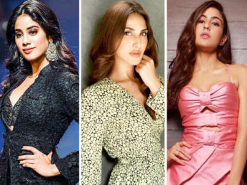 War actor Vaani Kapoor isn't worried about new entrants like Sara Ali Khan and Janhvi Kapoor