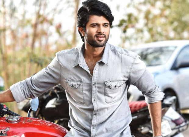 Vijay Deverakonda announces his next film titled World Famous Lover