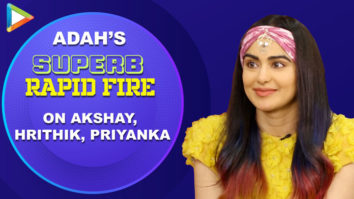 """Akshay Kumar - Fitness advice, Hrithik Roshan -... "" Adah Sharma Rapid Fire Bypass Road"