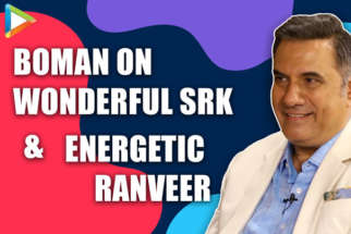 """""""Shah Rukh Khan is TIGER in front of…"""" Boman Irani Ranveer Singh Made In China HNY2"""