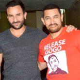 Aamir Khan praises the intense trailer of Saif Ali Khan's Laal Kaptaan