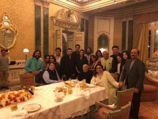 Abhishek Bachchan, Suniel Shetty, Sunny Deol and others make JP Dutta's birthday memorable
