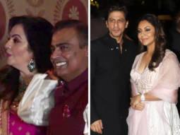Ambani Family, Shah Rukh Khan, Katrina Kaif & others at Amitabh Bachchan's Diwali Party