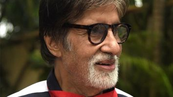 Amitabh Bachchan turns 77 and celebrities pour in their birthday wishes to the legendary actor!