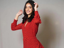 """""""Khaali Peeli is going to be constant nights now"""" - Ananya Panday opens up on shooting for Ali Abbas Zafar's film"""