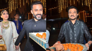 Anil Kapoor's Diwali Party with Many Celebs   Virat Kohli   Anushka Sharma