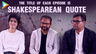 """Bard of Blood Team """"One thing we were very CLEAR about was EMRAAN"""" Bilal Ribhu Gaurav"""