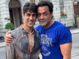 Bobby Deol does not want his son Aryaman to feel restricted with his career choices