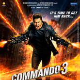 First Look Of The Movie Commando 3