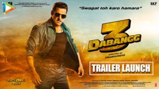 Dabangg 3 Trailer Launch Salman Khan Sonakshi Sinha Prabhu Deva UNCUT