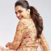 Deepika Padukone opens her closet to the world to raise awareness about Mental Health