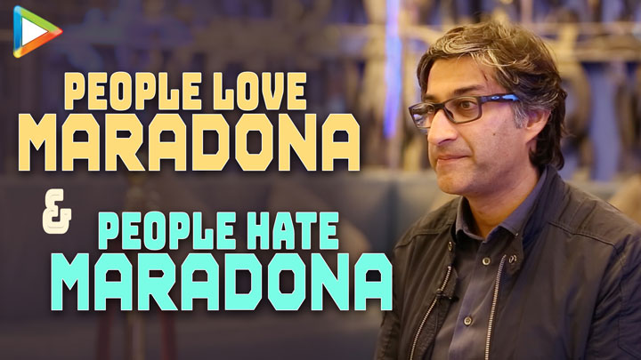 EXCLUSIVE – Asif Kapadia On Diego Maradona His Love for Documentary Films Imran Khan