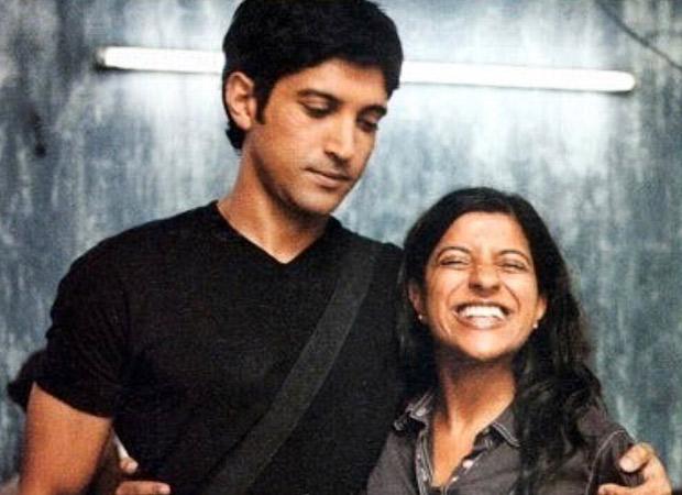 Farhan Akhtar wishes Zoya Akhtar on her birthday, asks her to get an Oscar!