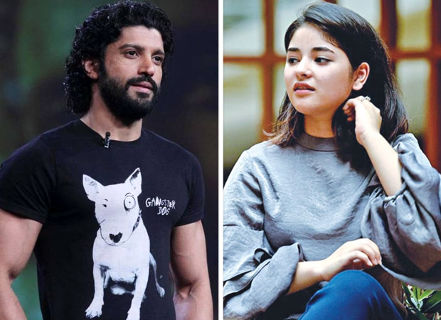 Farhan Akhtar opens up about The Sky Is Pink co-star Zaira Wasim quitting the industry