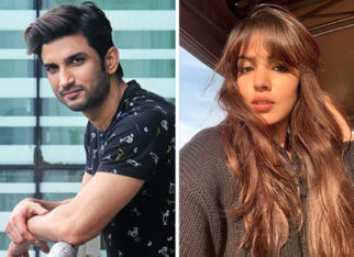 Sushant Singh Rajput and rumoured girlfriend Rhea Chakraborty vacation in Paris