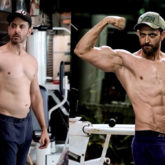Hrithik Roshan's physical transformation from Super 30's Anand to War's Kabir is ASTOUNDING!