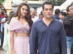 Dabangg 3 trailer launch: It feels like a dream, says debutant Saiee Manjrekar