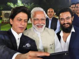 INSIDE PHOTOS & VIDEOS: Aamir Khan, Shah Rukh Khan, Kangana Ranaut, Sonam Kapoor and others meet PM Narendra Modi in Delhi
