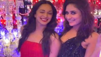 Good Newwz: Kareena Kapoor and Kiara Advani say they are not looking FAB but PHAT