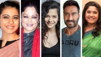 Kajol, Tanvi Azmi and Mithila Palkar to star in Ajay Devgn's Netflix film Tribhanga, to be directed by Renuka Shahane