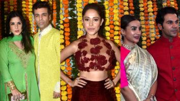 Karan Johar, Rajkummar Rao, Nushrat Bharucha & others at Ekta Kapoor's Diwali Party Part 2