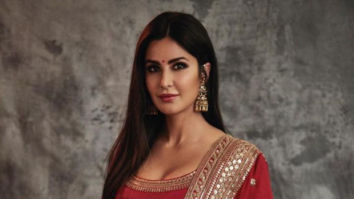 Katrina Kaif in a red Sabyasachi lehenga is making our couture dreams come true!