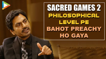 Nawazuddin On Sacred Games 2 Response & Why the AUDIENCE couldn't CONNECT with the CHARACTERS