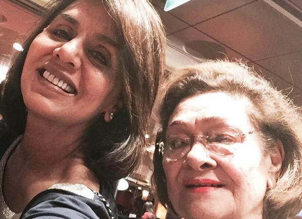 Neetu Kapoor remembers mother-in-law Krishna Raj Kapoor on her 1st death anniversary