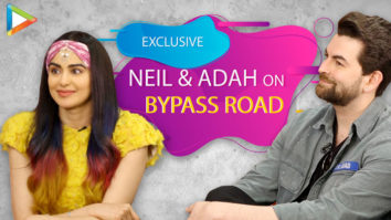 "Neil ""I RESPECT Journalism, but you can't go PERSONAL…"" Adah Sharma Bypass Road Mukesh Ji"