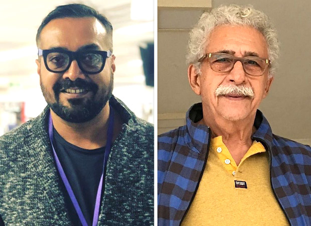 Sedition case against Anurag Kashyap, Naseeruddin Shah and others dropped by Bihar Police