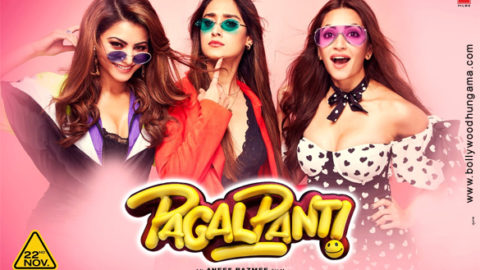 First Look Of The Movie Pagalpanti