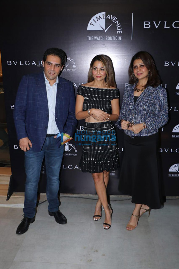 Photos Amrita Arora snapped at Bvlgari Roma and Time Avenue event (1)