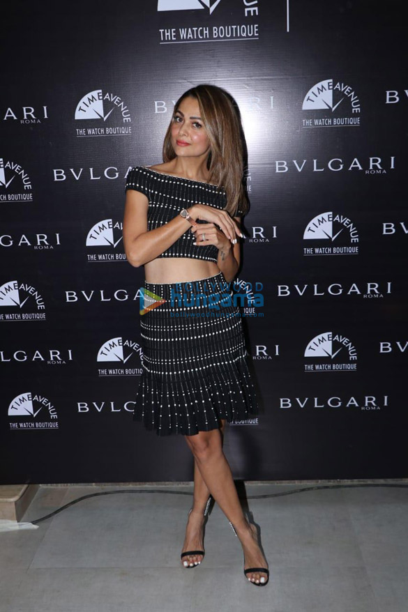 Photos Amrita Arora snapped at Bvlgari Roma and Time Avenue event (5)