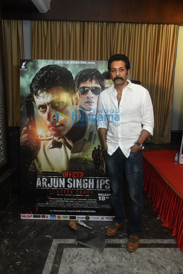 Photos Celebs grace the trailer and music launch of Officer Arjun Singh IPS (1)