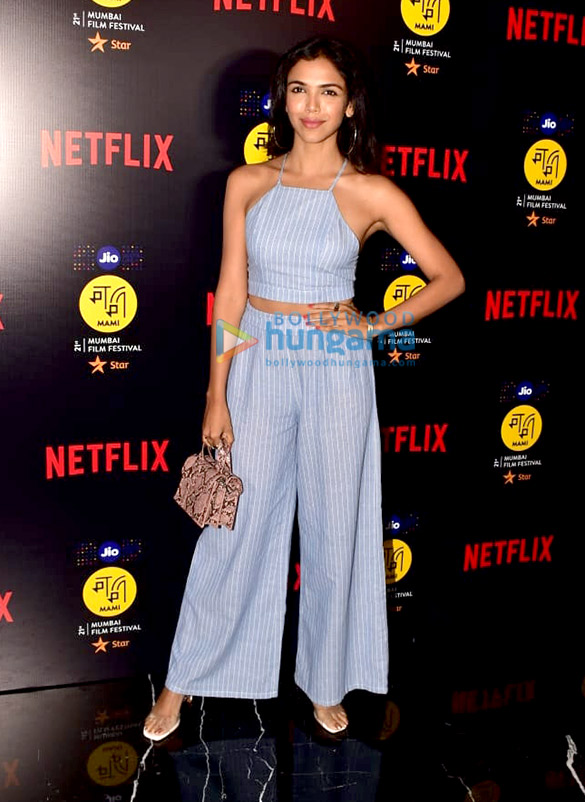 Photos Celebs snapped at the 21st Jio MAMI Film Festival 2019 (2)