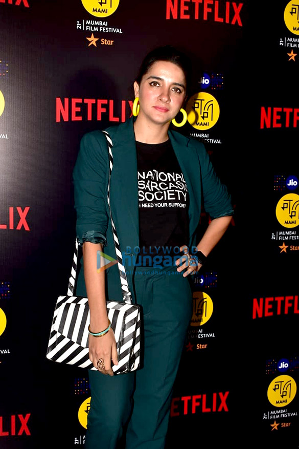 Photos Celebs snapped at the 21st Jio MAMI Film Festival 2019 (6)