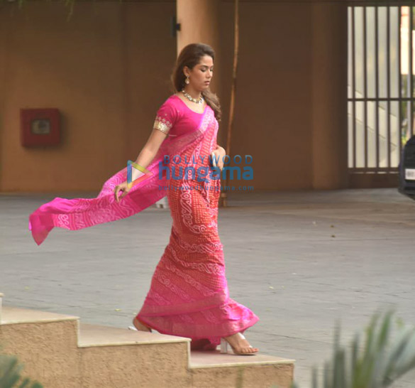 Photos Celebs snapped celebrating Karwa Chauth (1)