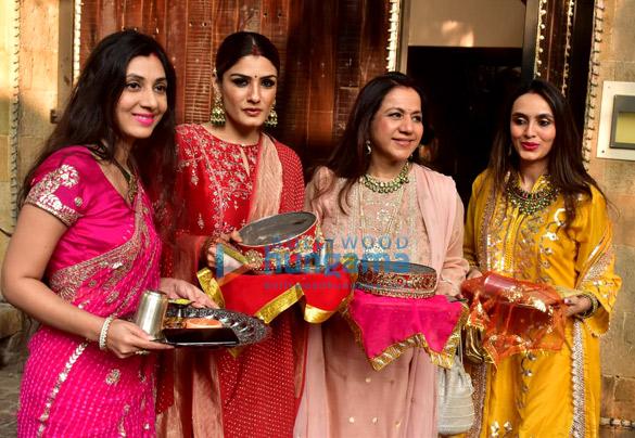 Photos Celebs snapped celebrating Karwa Chauth (5)