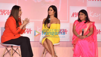 Photos: Katrina Kaif snapped at the Kay Beauty launch