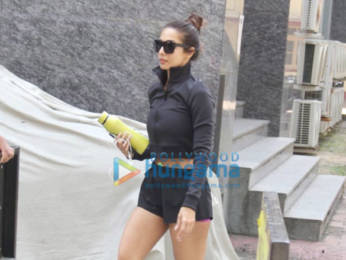 Photos: Malaika Arora, Kartik Aaryan and Shahid Kapoor snapped at I Think Fitness