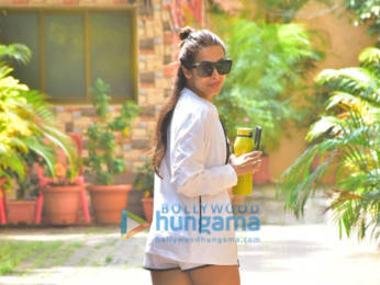 Photos: Malaika Arora snapped at Diva Yoga