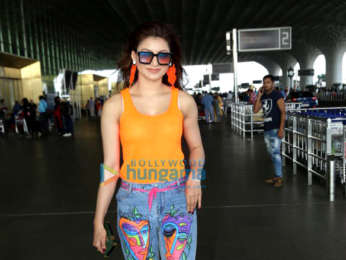 Photos: Shilpa Shetty, Sunny Leone, Sania Mirza and others snapped at the airport