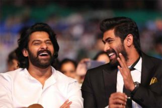 Prabhas gets a sweet birthday wish from Baahubali co-star Rana Daggubati