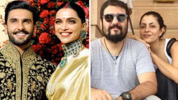 Ranveer Singh and Deepika Padukone meet Nitya Mehra and Karan Kapadia's newborn baby