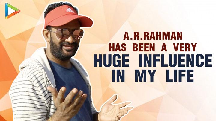 "Resul Pookutty ""It's FOOLISH to say that ONE LANGUAGE should DEFINE US"" A. R. Rahman Oscar"