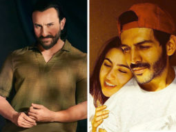 Saif Ali Khan FINALLY comments on Sara Ali Khan and Kartik Aaryan's alleged relationship